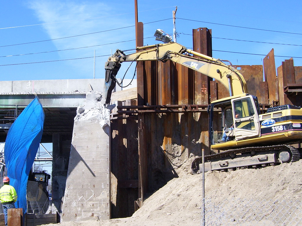 Attleboro Bridge Replacement Construction Project