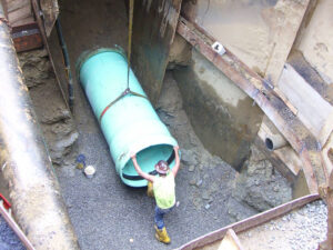Framingham Sewer Improvements Project