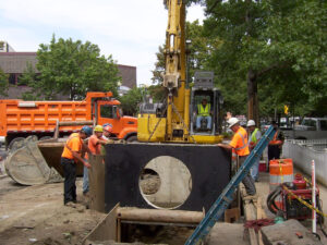 Cambridge sewer contractor