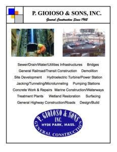 P. Gioioso Brochure Information