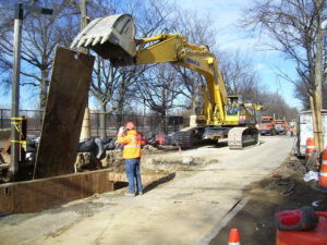 Neponset Valley Replacement Sewer Project