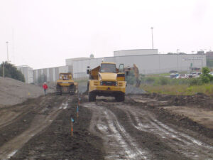 New Bedford Rail yard Project