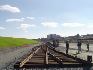 New Bedford Rail yard Project