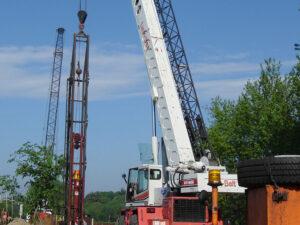 Wayland Bridge Replacement Construction Project